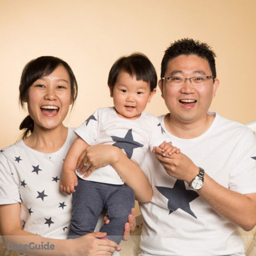 Canadian Nanny Job Lian Xue's Profile Picture