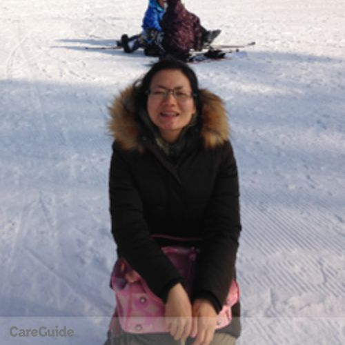 Canadian Nanny Provider Sarah Deng's Profile Picture