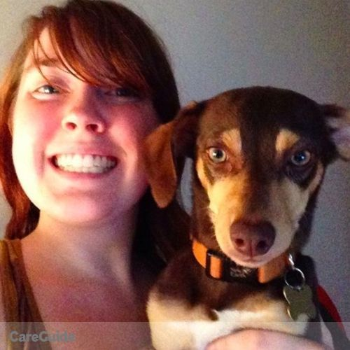 Pet Care Provider Stephanie Steele's Profile Picture