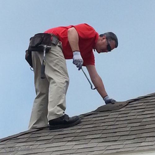 Young Roof Services – roofer