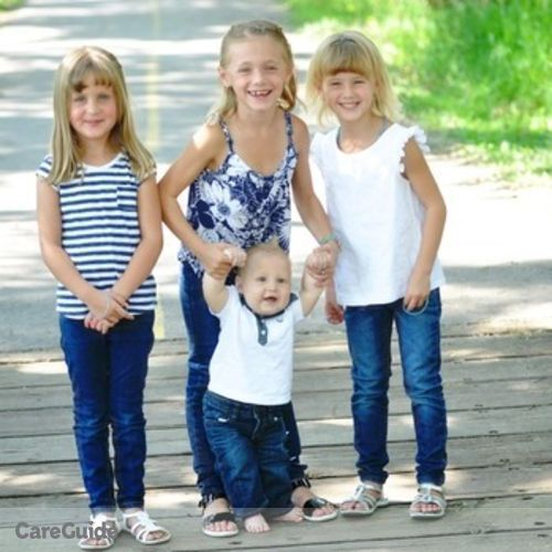 Canadian Nanny Job Kristine Geiger's Profile Picture