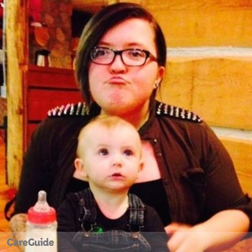 Canadian Nanny Provider Kaitlyn Peck's Profile Picture