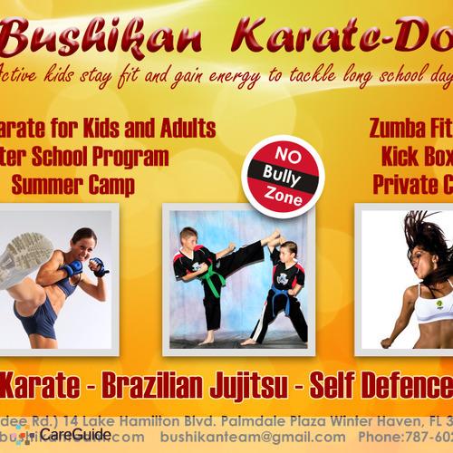 Martial Arts Afterschool Program Winter Haven Fl
