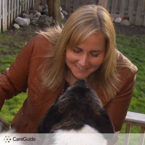 Pet Care Provider Rachel Henderson's Profile Picture