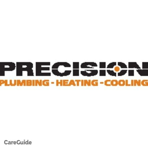 Plumber Provider Precision Plumbing Heating Cooling's Profile Picture
