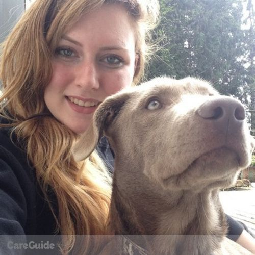 Volunteer Dog Walker Calgary