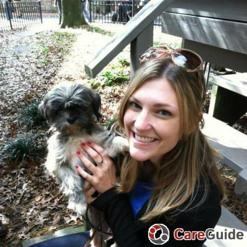 Pet Care Provider Amanda Erickson's Profile Picture