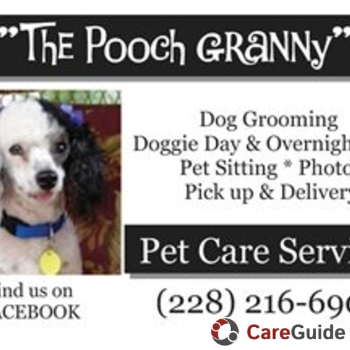Pet Care Provider Margaret Armstrong's Profile Picture