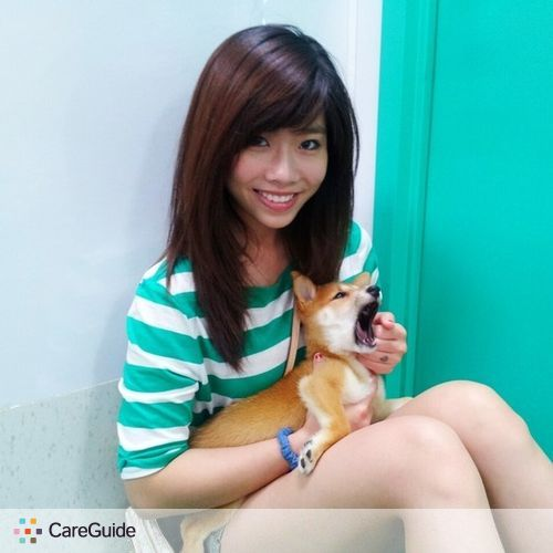 Pet Care Provider Nicki Tran's Profile Picture