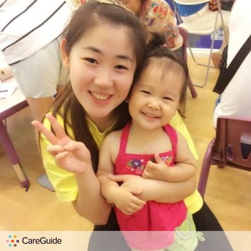 Child Care Provider Sara Hou's Profile Picture