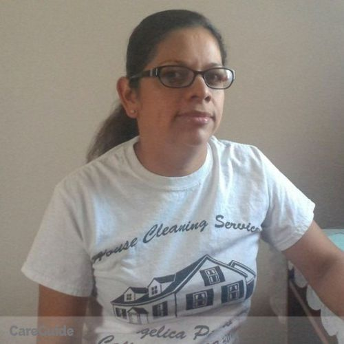 Housekeeper Provider Angelica Pizano's Profile Picture