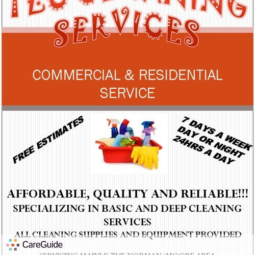 Tlc Cleaning Services Housekeeper Norman Ok