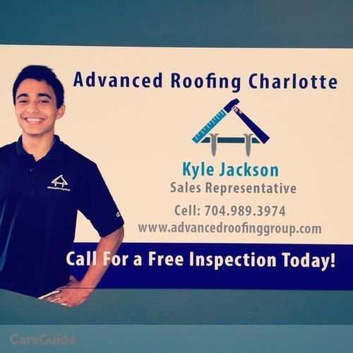Roofer Provider Kyle Jackson's Profile Picture
