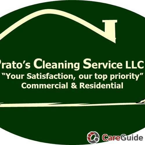 Logo prato cleaning