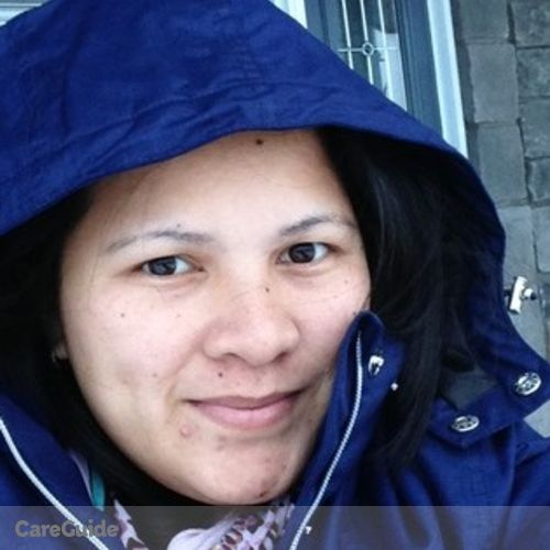 Canadian Nanny Provider Chanda Caybot's Profile Picture