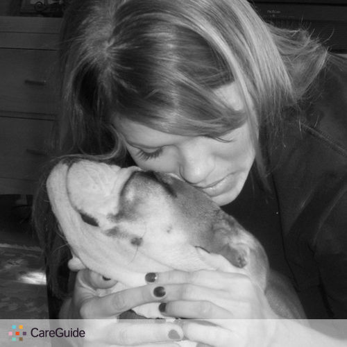 Pet Care Provider Courtney Rose's Profile Picture