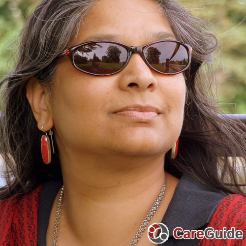 House Sitter Provider Mira Choudhury's Profile Picture