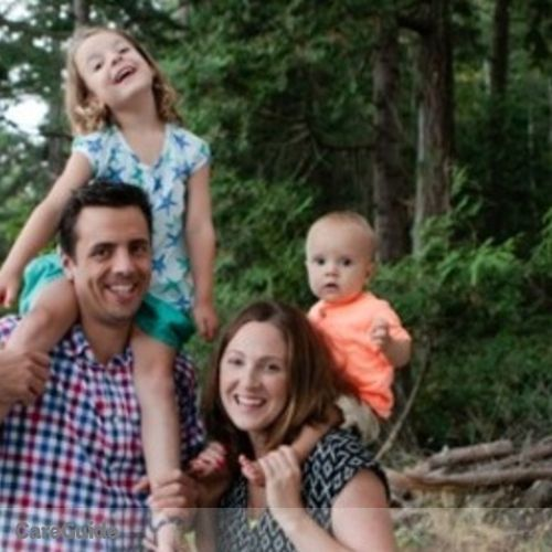 Canadian Nanny Job Stephanie Snow's Profile Picture