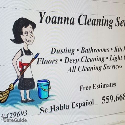 Housekeeper Provider Yoanna Lopez's Profile Picture