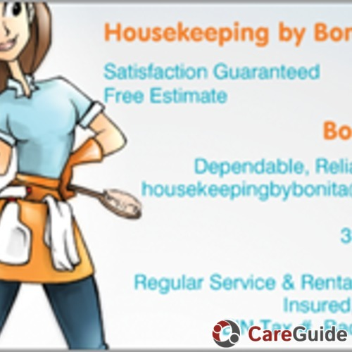 Housekeeping By Bonita House Cleaning Company Bossier