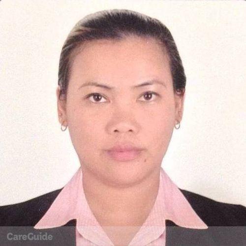 Canadian Nanny Provider Winnie Dimla's Profile Picture
