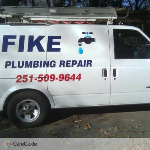 Plumber Provider Marty Fike's Profile Picture