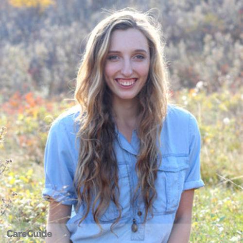 Canadian Nanny Provider Ashtyn McKenzie's Profile Picture