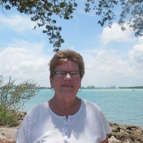 House Sitter Provider Patricia Bishop's Profile Picture