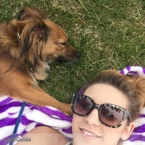 Pet Care Provider Marissa Manaresi's Profile Picture