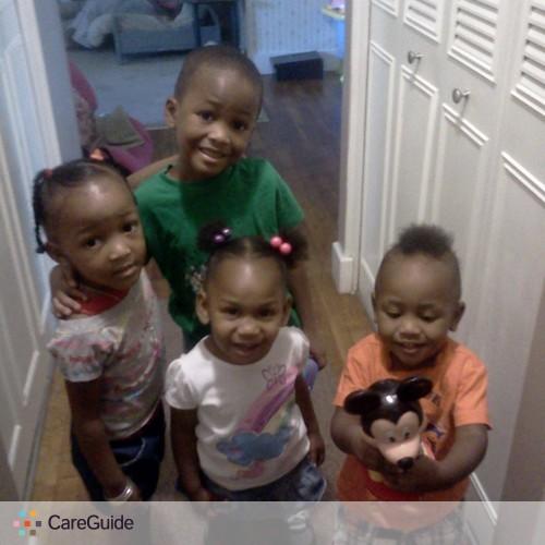 Child Care Provider jameka walker's Profile Picture