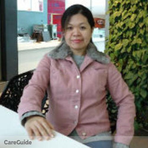 Elder Care Provider Hazel Ninal's Profile Picture
