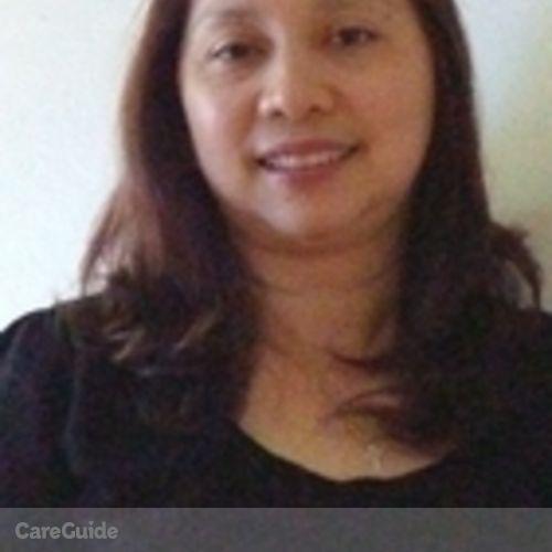 Canadian Nanny Provider Mirasol B's Profile Picture