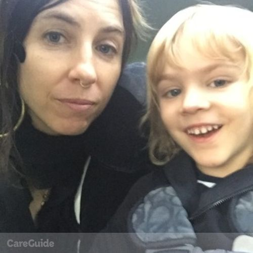 Canadian Nanny Job Amanda Reid's Profile Picture