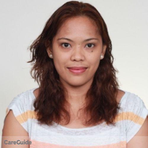 Canadian Nanny Provider Maricris Bumanlag's Profile Picture