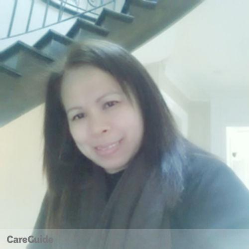 Canadian Nanny Provider Melba Victor's Profile Picture