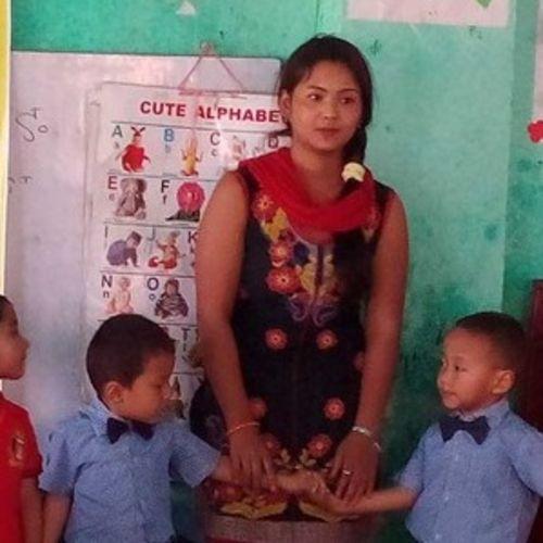 Canadian Nanny Provider Maiti Dolmo Tamang's Profile Picture