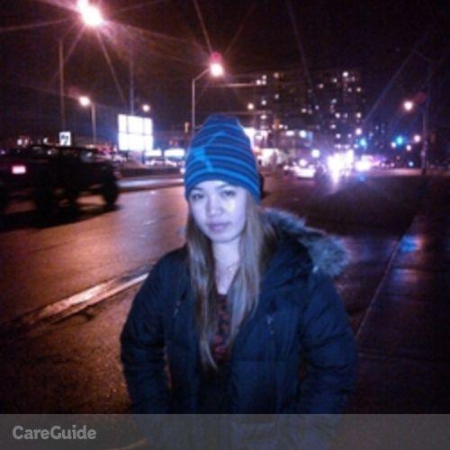 Canadian Nanny Provider Joan C's Profile Picture