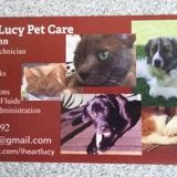 I Heart Lucy Pet Care (Experienced Veterinary Technician)