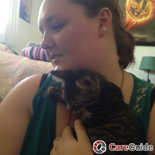House Sitter Provider Jessica Folk's Profile Picture