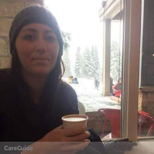 Canadian Nanny Provider Sarah Ohlsen's Profile Picture
