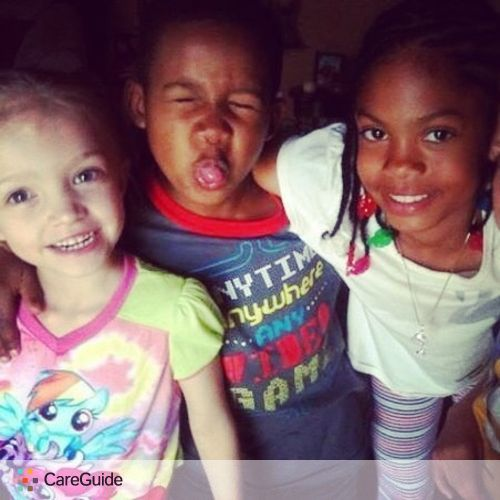 Child Care Provider Cierra Jones's Profile Picture