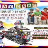 Daycare Provider in Tampa