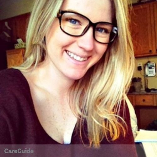 Canadian Nanny Provider Emily M's Profile Picture