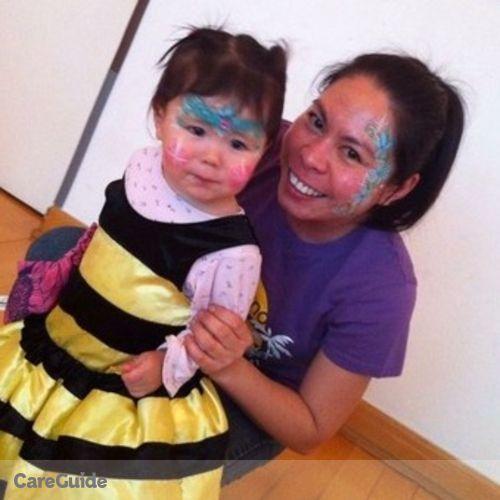 Canadian Nanny Provider Sharon G's Profile Picture