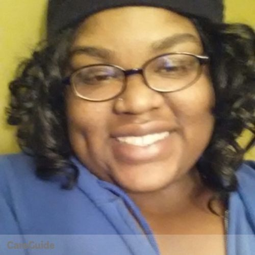 Child Care Provider Mesha Morrow's Profile Picture