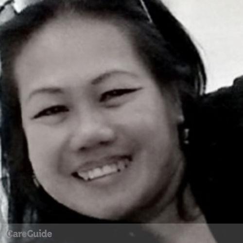 Canadian Nanny Provider Myraluz Salvador's Profile Picture