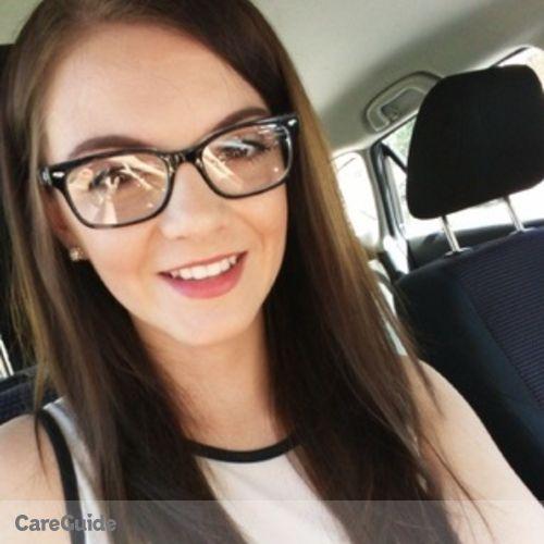 Canadian Nanny Provider Alicia Tomassi's Profile Picture