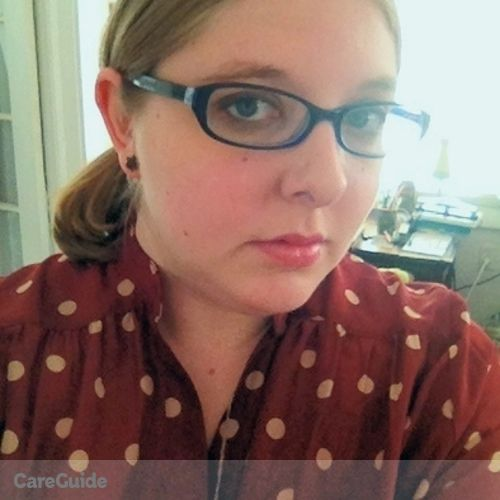 House Sitter Provider Caitlin Y's Profile Picture