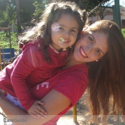 Canadian Nanny Provider Caroline Molina's Profile Picture