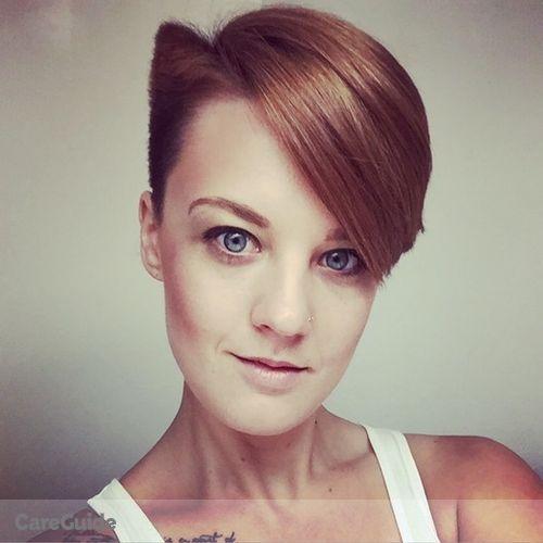 Pet Care Provider Kayla Hudgin's Profile Picture